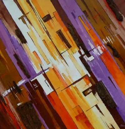 Automne N°1407 (80x80)