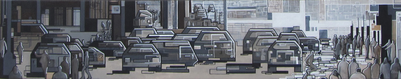 ''Trafic'' N°6913 (100x20)